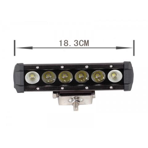 Rampe d'éclairage LEDs 30W