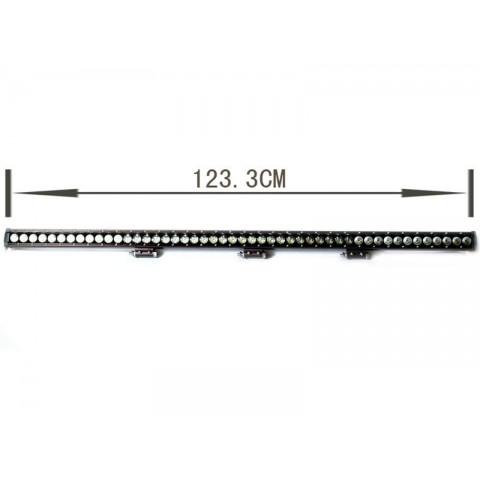 Rampe d'éclairage LEDs 240W