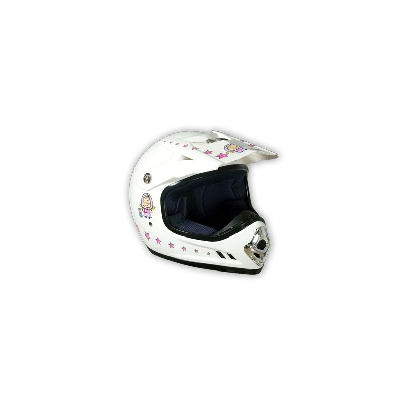 CASQUE ENFANT GIRLY TAILLE S