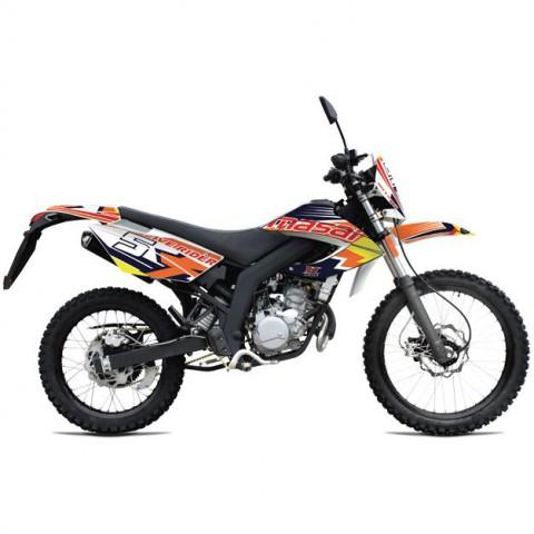 Masai Moto E 50 FIVE RIDER