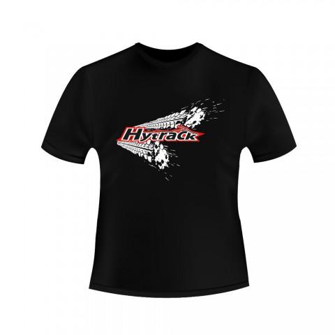 T-Shirt noir Hytrack Taille S