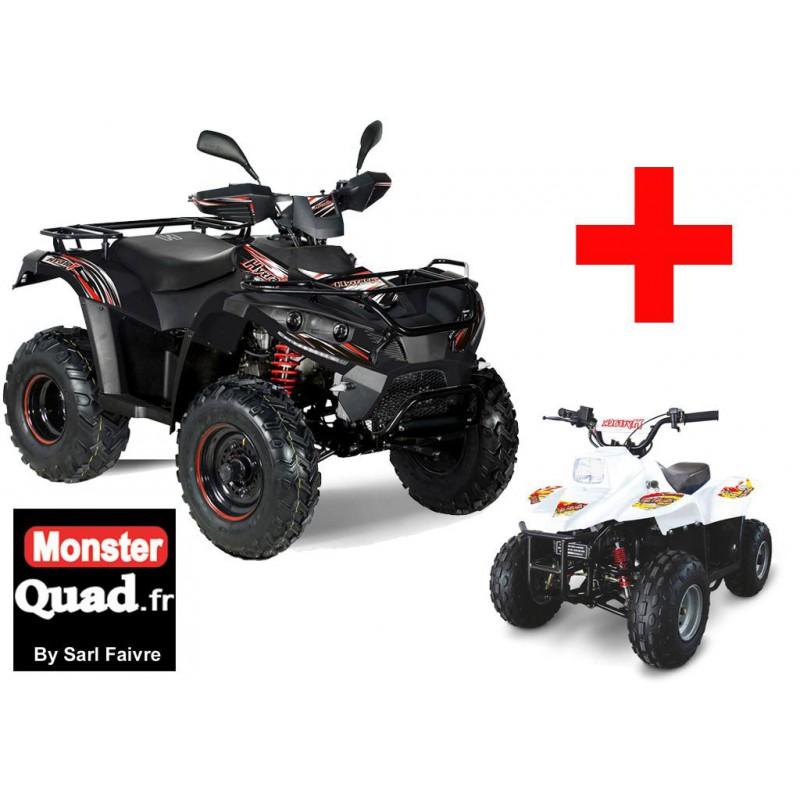 Quad Hytrack 310 T 4x4