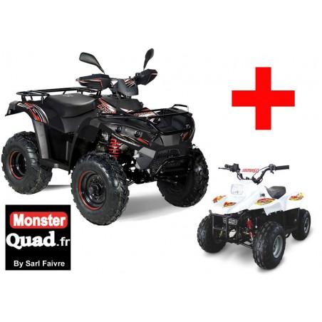 Promo Quad Hytrack 310 T 4x4 + Quad Enfant a 159€