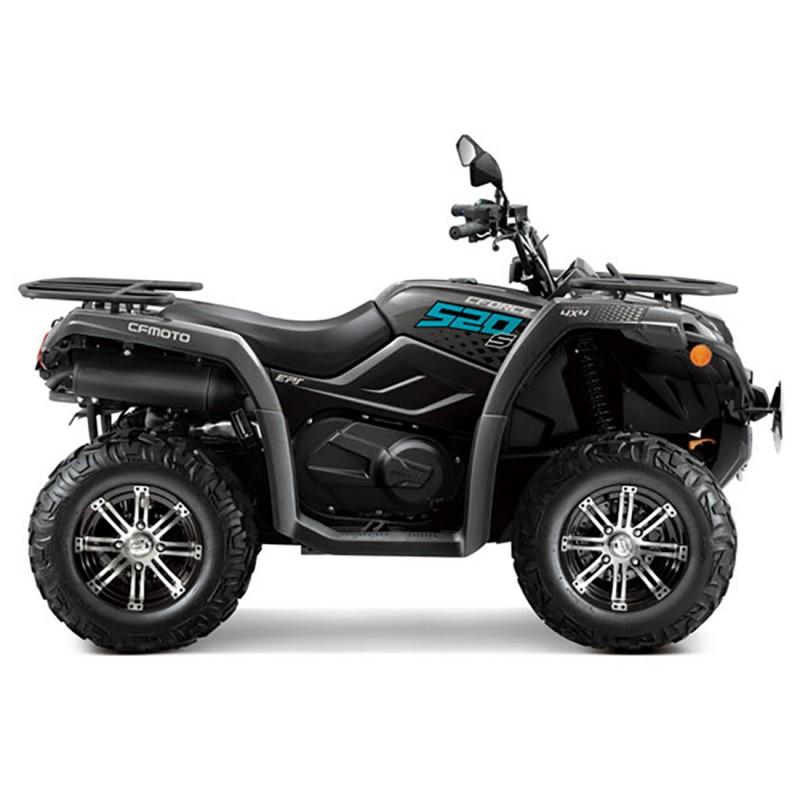 Promo quad CF Moto Cforce 520