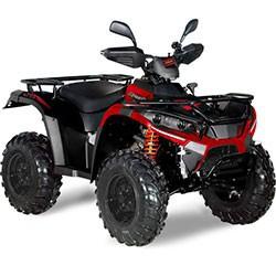 Vue éclatée des pièces détachées pour votre quad Hytrack HY 500 T EPS