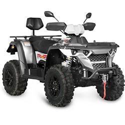 Vue éclatée des pièces détachées pour votre quad Hytrack HY 540 STL EPS