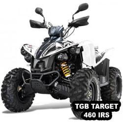 Vue éclatée des pièces détachées pour votre quad TGB TARGET 460 IRS