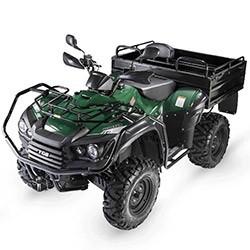 Vue éclatée des pièces détachées pour votre quad TGB FARM 550 2015