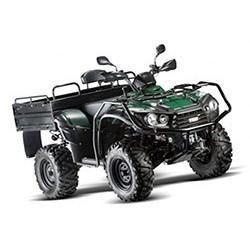 Vue éclatée des pièces détachées pour votre quad TGB FARM 550 EPS