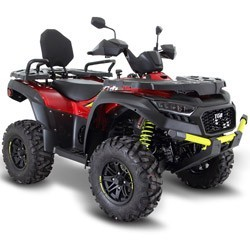Vue éclatée des pièces détachées pour votre quad TGB BLADE 600 SE.X EPS Type: FTH-HDE / JDE